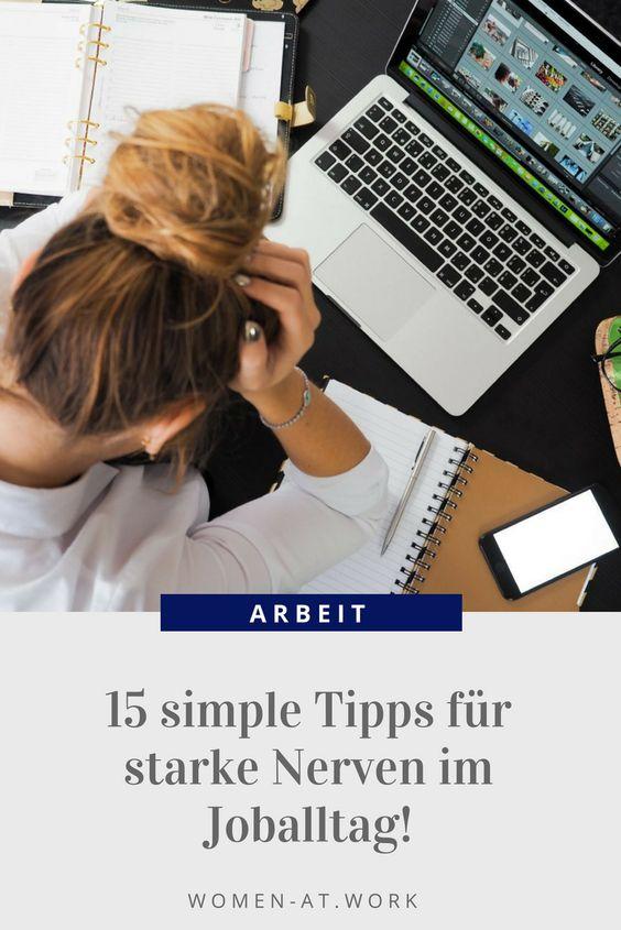 Jede Zweite von uns fühlt sich zeitweise oder permanent gestresst. Kein Wunder, denn die Arbeitsbelastung hat in den letzten Jahren fast überall spürbar zugenommen. Bevor auch deine Nerven blank liegen, solltest du mit diesen einfachen Tipps gegensteuern.