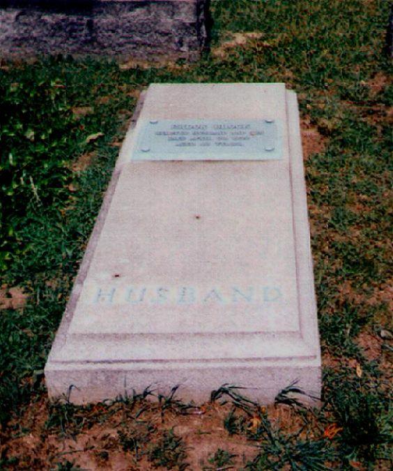 Harry Block Grave