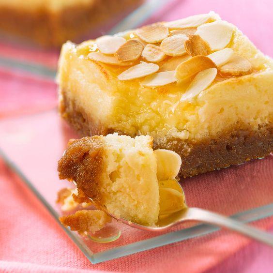 Découvrez la recette du gâteau au miel et amandes