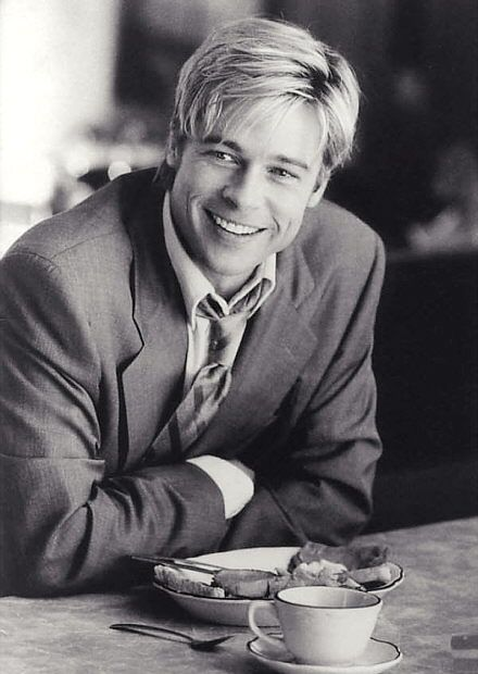 BRAT PITT in Meet Joe Black. #bradpitt