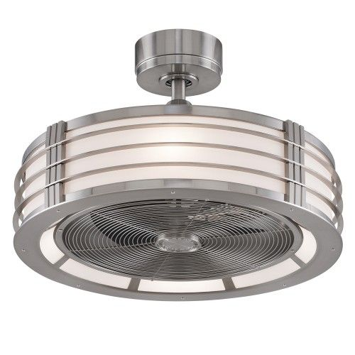 Ceiling Fan Bladeless Amazon Assembled Height Is 1596 And Diameter 2315