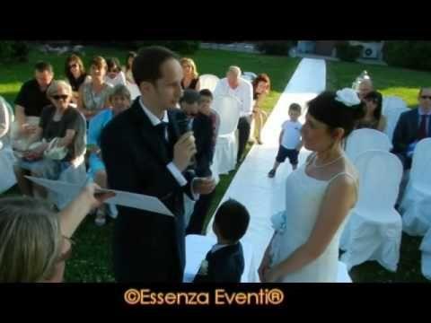 10° Anniversario Matrimonio Nicola e Serena - Essenza Eventi® Celebrante...