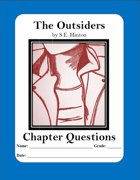 How should i write my the outsiders essay?! PLEASE HELP!!?