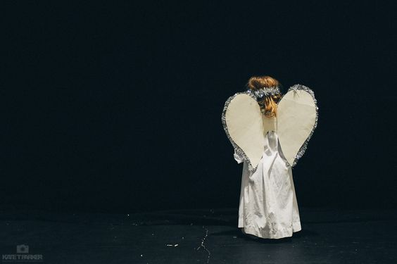 my last preschool angel. | CMpro Daily Project