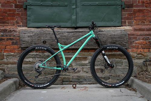 Rsd Bikes Release 27 5 Middlechild Steel Enduro Bike Pinkbike Bike Mtb Bike Mountain Hardtail Mountain Bike