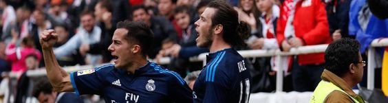 Bale Vasquez Rayo - Real Madrid 2-3