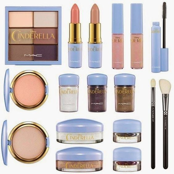 MAC Cinderella Collection ❤ liked on Polyvore featuring beauty products and makeup