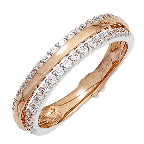 Dreambase Damen-Ring 38 Diamant-Brillanten 14 Karat (585) Rotgold 0.49 ct. 54 (17.2) Dreambase http://www.amazon.de/dp/B00N5BISIC/?m=A37R2BYHN7XPNV