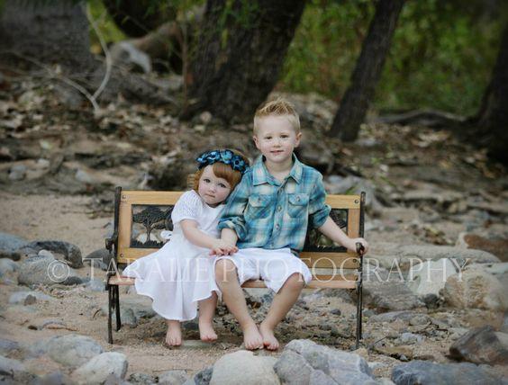 Siblings, crown, forest facebook.com/taraliephotography www.taraliephotography.com