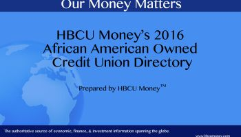 HBCU Money's 2016 African American Owned Credit Union Directory