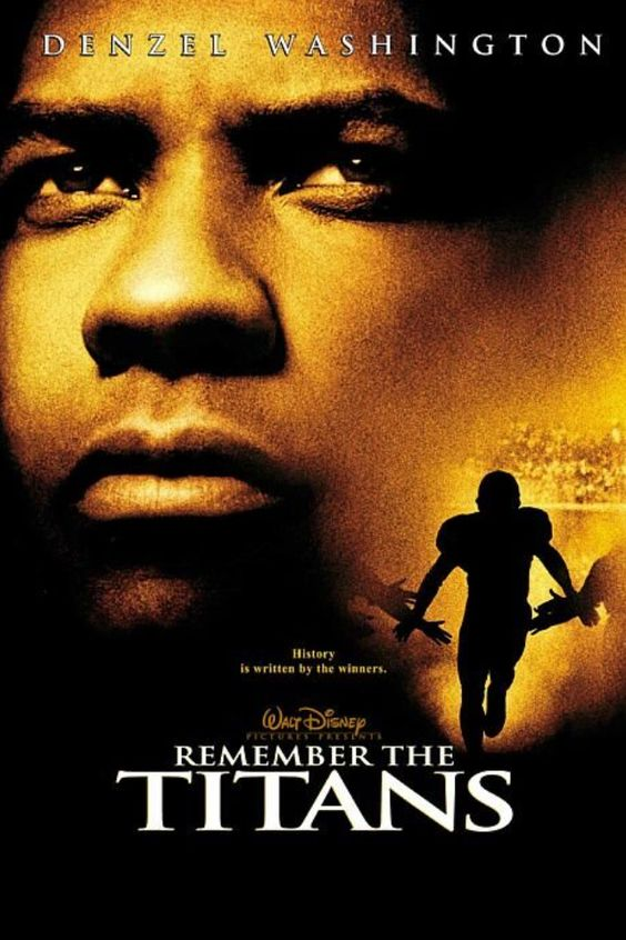 Remember The Titans 2000 Denzel Washington