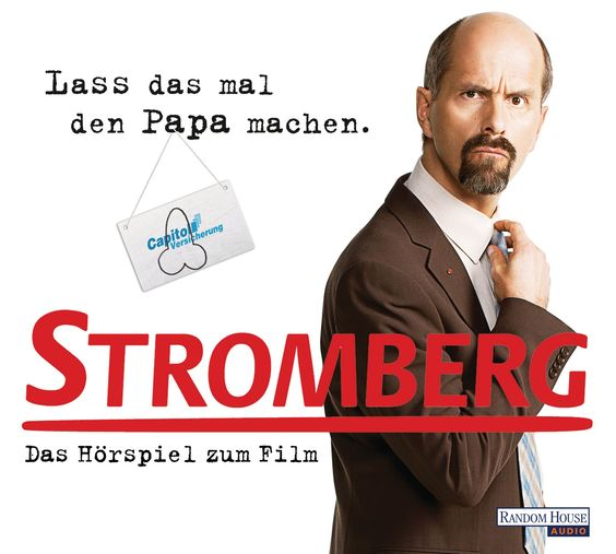 Das große Stromberg-Finale - Stromberg - Das Hörspiel zum Film / 2 Audio-CDs von Ralf Husmann