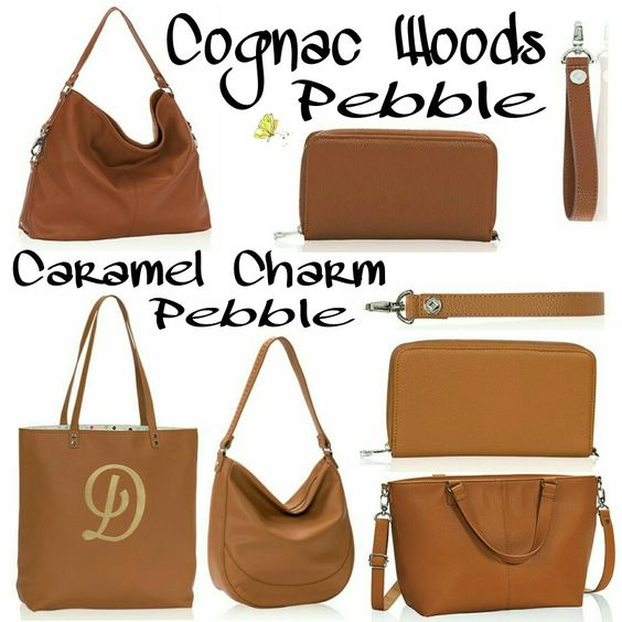 Cognac Woods and Caramel Charm