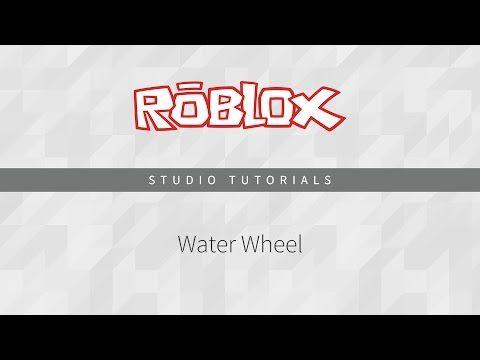 Hinge Motors Water Wheels Make A Door Roblox Water Wheel