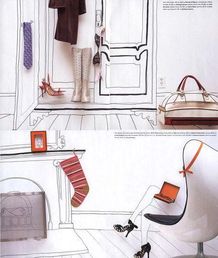 Judy Casey - Prop/Set Design - Martin Bourne - Portfolio