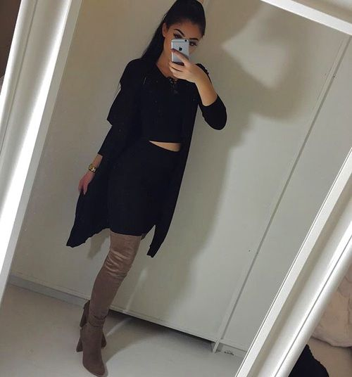 Madeline mercedes fashion police pinterest for Miroir tumblr