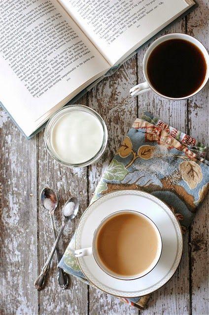 Buenos días! Con nuestro cafe..que tengas un gran día..te llevo conmigo donde sea que este, un beso dulce y cálido y un abrazo largo..