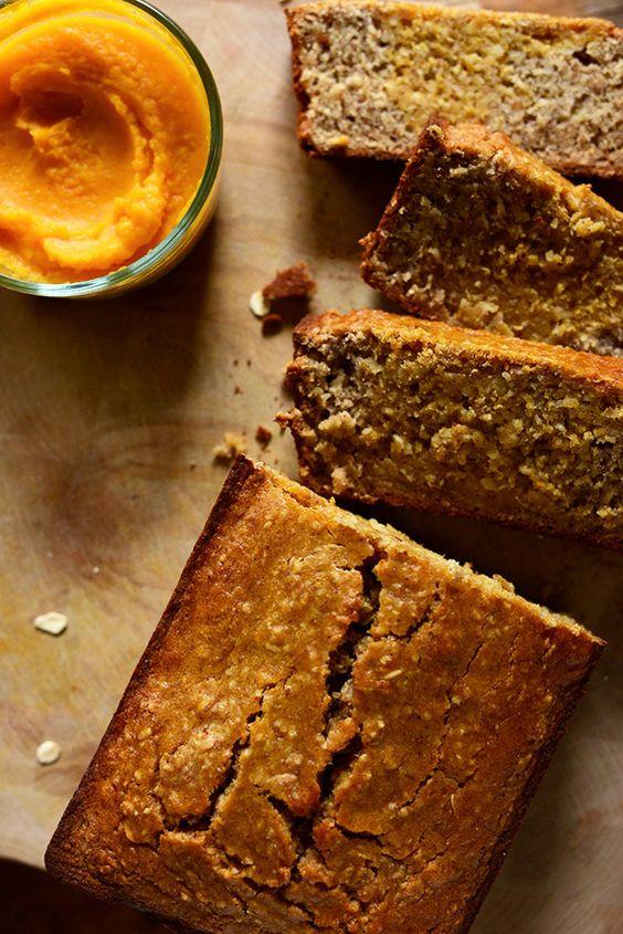 Gluten-Free Butternut Squash Banana Bread - 31 Delicious New Ways To Cook Butternut Squash