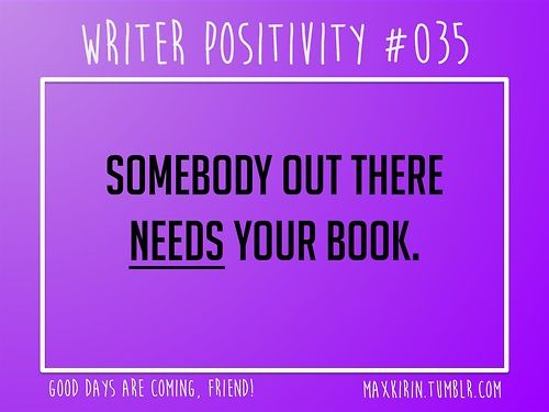 Any writers out there?