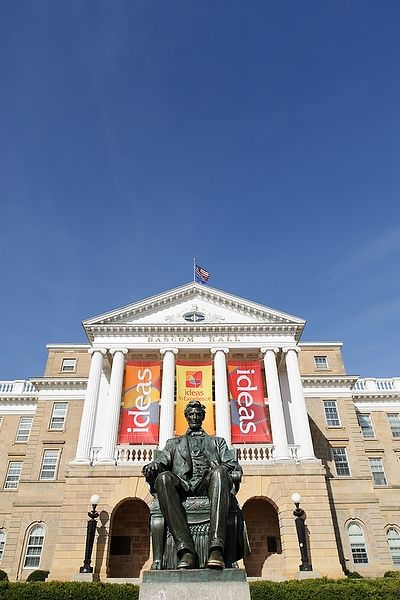 Alma Mater, University of Wisconsin-Madison