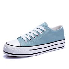 New Women Sneakers Classic Low Top shoes High Qualit Canvas Sneakers  Green 6.5 http://ift.tt/1WKTblV
