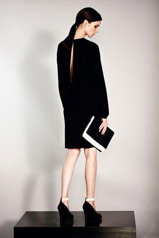 Маленькое черное платье by Joseph осень-зима 2013-2014