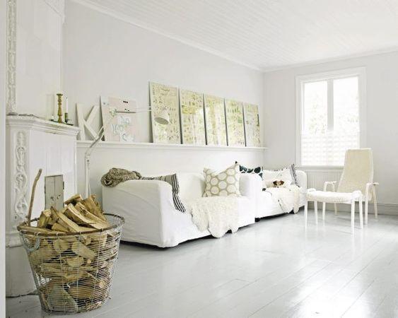 Una residencia de verano cerca de Estocolmo en Chic