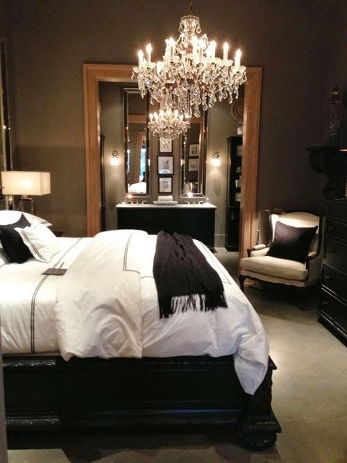 South shore decorating blog masculine bedroom ideas for for Grown up bedroom designs