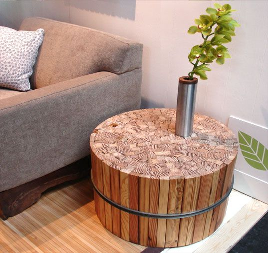 Bicycle Rims Cabin And Side Tables On Pinterest
