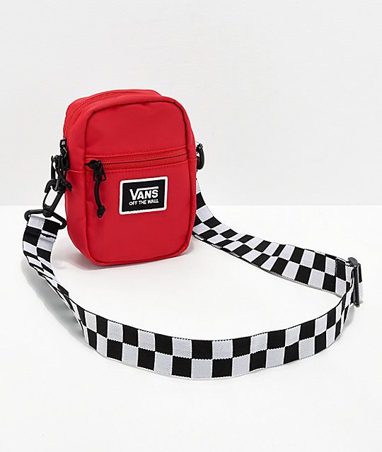 Vans Red 2019Bags Shoulder In Racing Bag trChQsd