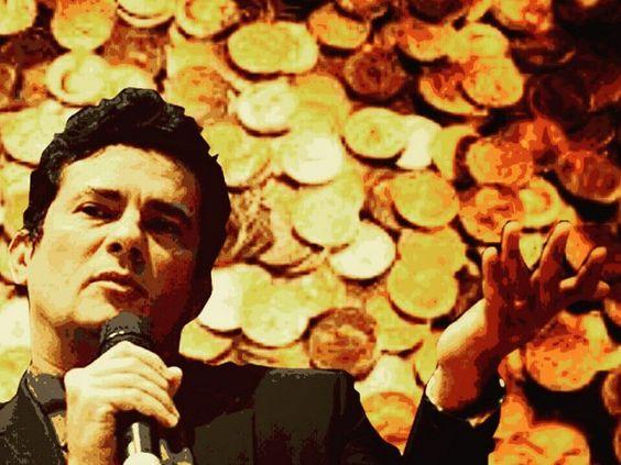 Sérgio Moro e procuradores da Lava Jato lucram milhões com delações premiadas,apesar delas não valerem contra PSDB e PMDB