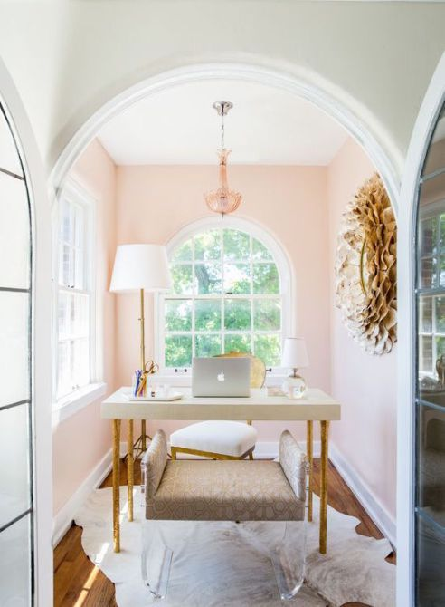 I'm BLUSHING – Pink Rooms For Adults | ROWE SPURLING PAINT COMPANY