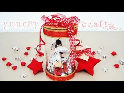 Caja para regalo san valentin botella de plastico - San valentin regalos ...