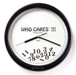 who cares
