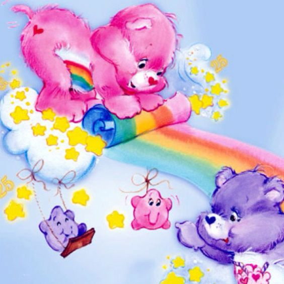 Care bears and Bears on Pinterest