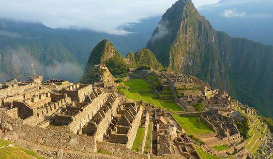 Machu Picchu, Peru, UNESCO, Incan civilization