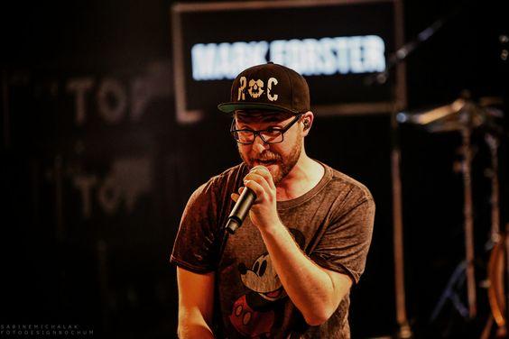 [Mark Forster / Zeche Bochum - 1.10.2014]