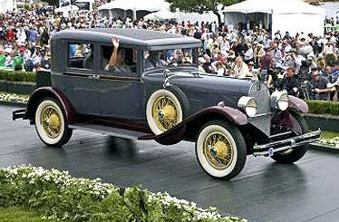 A 1929 DuPont Motors Model 'G' Merrimack