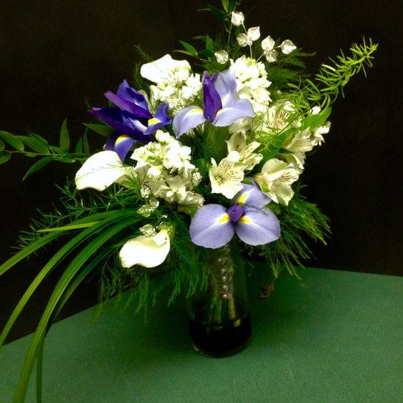 Designed by: Mariah Smet Haentze Floral Co Fond du Lac, Wisconsin ...