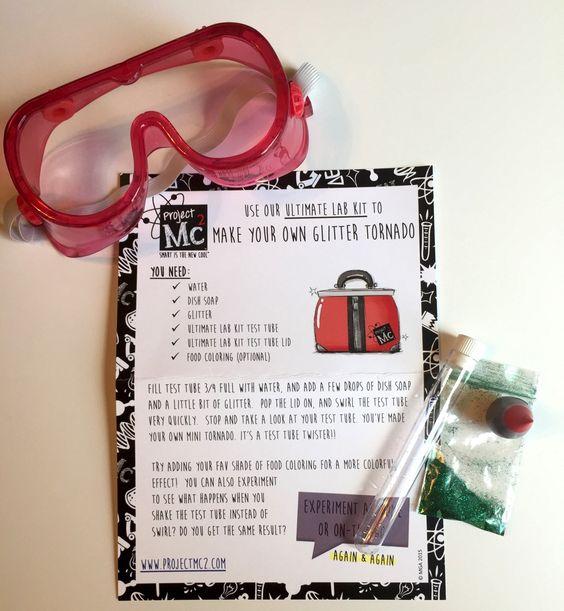project mc2 makeup kit instructions