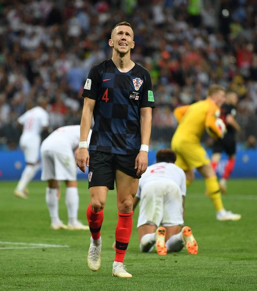 Ivan Perisic Photos Photos England Vs Croatia Semi Final 2018 Fifa World Cup Russia Ivan Perisic World Cup Fifa World Cup