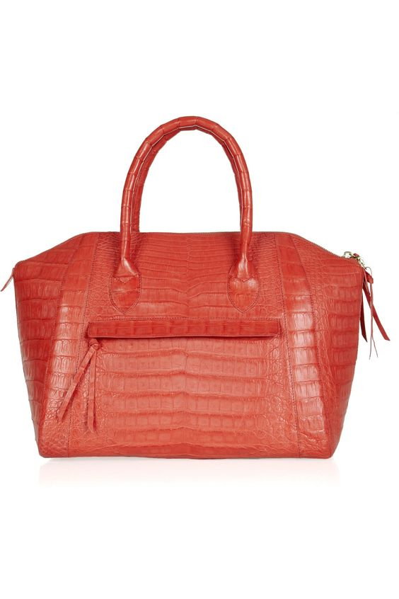 NANCY GONZALEZ  Crocodile tote  £3,530