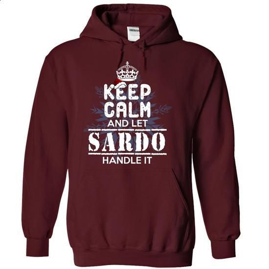 A1916 SARDO    - Special for Christmas - NARI - #student gift #shirt design