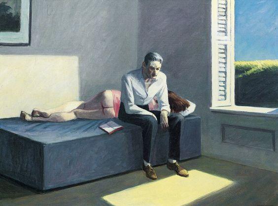 Las pinturas más oscuras para los humanos más inadaptados