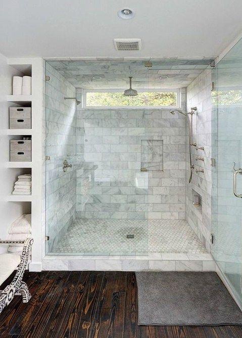 Beautiful Bathroom Shower Remodel Ideas 41 Bathroom Remodel Cost Window In Shower Shower Remodel