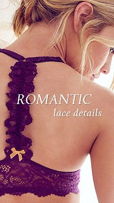 Romance? It's all in the details…discover new ways to set the mood. | Victoria's Secret Dream Angels Collection