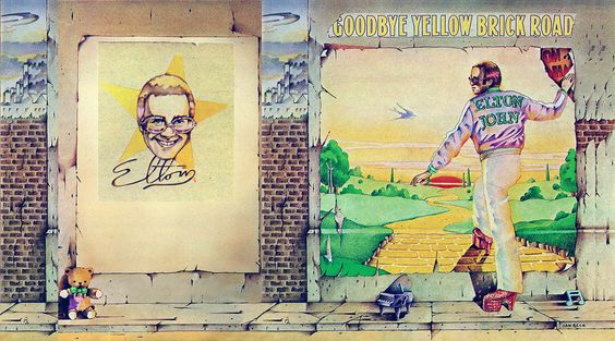 Deviations from Select Albums 1: 29. Elton John - Goodbye Yellow Brick Road