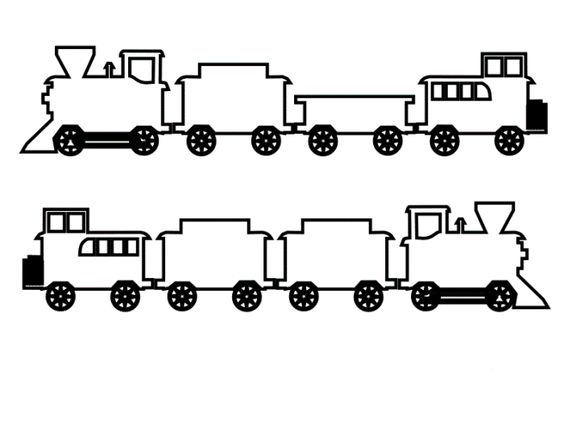 Lego Train Coloring Page - use this as cars for Max\'s train quilt ...
