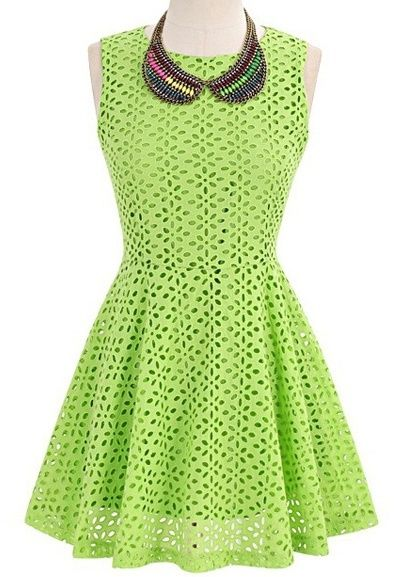 something new? yet cool and faboulous nice dress made from trotec laser machine!