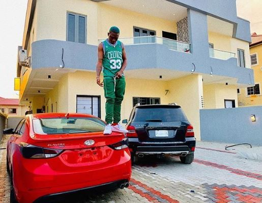 Photo Zlatan Ibile Buys Himself Two New Cars And A House New Car Photo New Cars New Hyundai